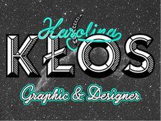 typo #kos #graphikk #karolina