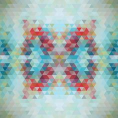 Pattern Collage - the portfolio of sallie harrison #pattern #geometric #pantones #wallpaper #patterns