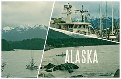 All sizes | Alaska | Flickr Photo Sharing! #photography #alaska #typography