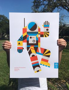 Brave the Woods x National Poster Retrospecticus