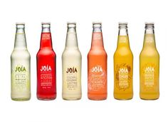 joia #packaging #drink #label #bottle