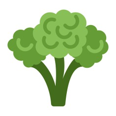 See more icon inspiration related to food, broccoli, vegan, vegetarian, supermarket, vegetable, vegetables, healthy food and foods on Flaticon.