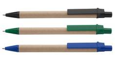 Długopisy eko papierowe