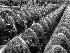 World War II: Women at War - Alan Taylor - In Focus - The Atlantic #glass #photography