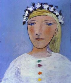 Pablo Picasso, Marie-Therese Walter, 1937