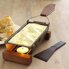 Partyclette Cheese Melter by Boska #cool gadget #gadget #gadget flow #gift ideas #tech