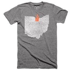 The Firelands from Justin Nottke on Cotton Bureau #illustration #t-shirt