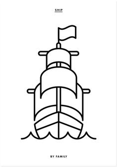 Image of Ship #icon #ship #library #poster