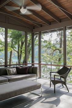 Fontana Lake House, Samsel Architects 15