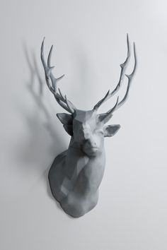 Ron.G #deer #sculpture