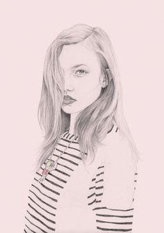 Denise Nestor | PICDIT #illustration #drawing #art