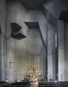 Corpus Christi on the Behance Network #abstract #church #photography #architecture
