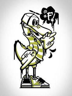 Kendrick Kidd #illustration