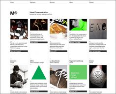 Gridness #website #grid #studio #mr
