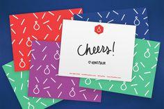 VinePair Leta Sobierajski #business #logo #card #branding