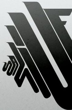 P+ #illustration #type #lettering #graffiti #black #gray #alive
