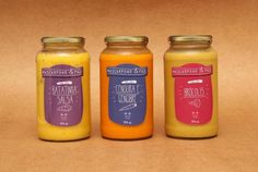 Gustavo Oliveira #soup #handcraft #packaging #design #food #label #healthy #package