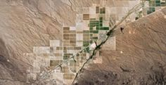 DryRoatedEdamame #agriculture #from #arizona #landscape #plane #google #view #maps