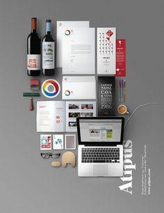 Pòster Atipus 2010 | Atipus #stationary #branding