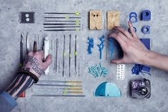 SMITH/GREY Tool image #things #arranged #stools
