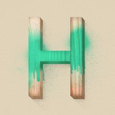 A - Heymikel #lettres #illustration #typographie #lettring