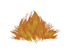 Flame Dribbble #flame