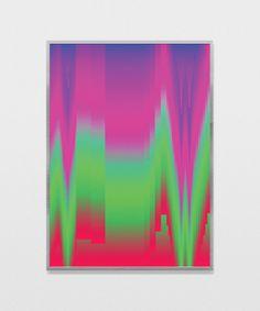 Manuel Fernández | PICDIT #color #design #glitch #art #gradient