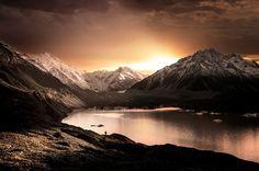 lake #mount #water
