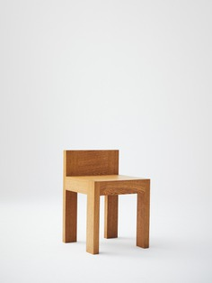 Strict Small Stool by Veermakers