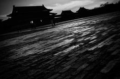 Black and White Photography by Xiaomeng Zhao