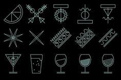 Toormix. Branding, Dirección de Arte, Diseño editorial y Comunicación desde el 2000 #spain #pictogram #toormix #vectorial #food #illustration #drinks #barcelona