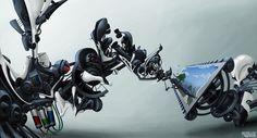 1DEA by James Merrill #computer #design #digital #art #graphics