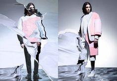 Andrea Cammarosano-FW 2014-1 #fashion