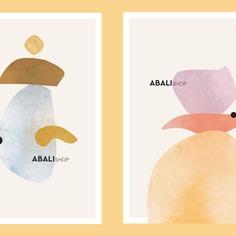 Abali Shop Branding - Mindsparkle Mag
