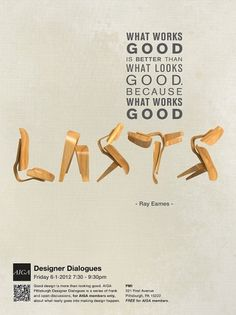 Aeson Chen Graphic Design - AIGA #print #design #ray #poster #aiga #eames