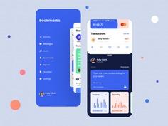 App Navigation | Daily UI