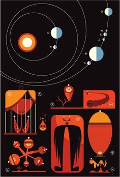 FFFFOUND! | Bartalos Illustration / Print #illustration