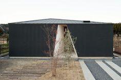 Kiritoushi House by SUGAWARADAISUKE #japanese #architecture #home #modern