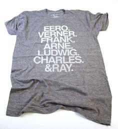 Mid Century Modern Freak: Photo #shirt #typography