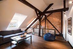 3 Stories Apartment, Budapest / Gaspar Bonta