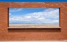 Framed Desert