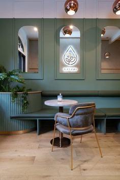 INSTEA Bubble Tea Store - A Design Exploration in User Engagement