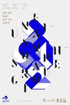 Les Graphiquants | Atelier de graphisme à Paris #poster #les graphicants