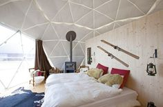 Whitepod2 #interior #hotel #design