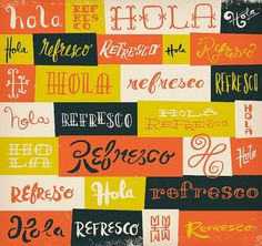 Brent Couchman – New Work | Allan Peters' Blog #hola #poster