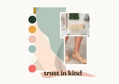 The Kind Store - Sustainable Beauty Branding | Creative Wilderness