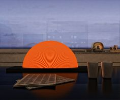 Sunrise Lamp Design by Natalia Rumyantseva #interior #design #decor #home #furniture #architecture
