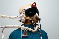 sometimes-now: Martin Rinman,Residual Self-Image #pilot #helmet #machine