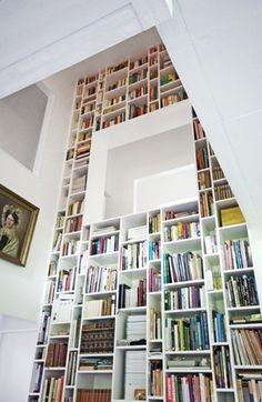 tumblr_lvsps4lHD71qz6f9yo1_500.jpg 456×699 pixels #bookshelve