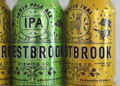 Westbrook Designed by Fuzzco | Beautiful Beers #beer
